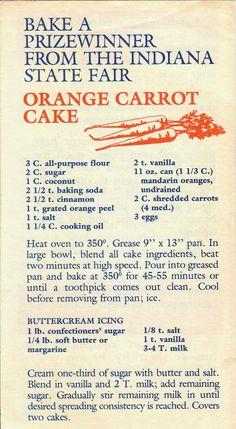 Retro Recipes, Old Recipes, Vintage Recipes, Sweet Recipes, Baking Recipes, Pie Dessert, Cookie Desserts, Cake Mix Recipes, Recipes