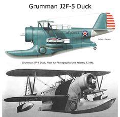Grumman J2F-5 Duck