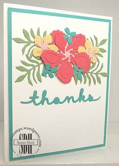 Botanical Builder, Greetings, Stampin Up, susanstamps.wordpress.com