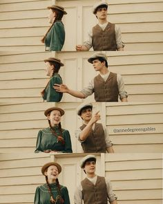 Aesthetic Wallpapers For Boys Cartoon Anne Shirley, Gilbert Blythe, Anne And Gilbert, Amybeth Mcnulty, Anne White, 20th Century Women, Anne With An E, Dibujos Cute, Cuthbert