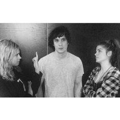 Eliza Taylor, Bob Morley & Marie Avgeropoulos