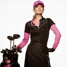 Ladies  Golf  Clothing Latest Trends In  UAE . ef2793815