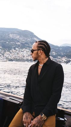 Lewis Hamilton @ Monaco by F1 Lewis Hamilton, Lewis Hamilton Formula 1, Boy Fashion, Mens Fashion, Mercedes Amg, Formula One, First World, Grand Prix, Celebs
