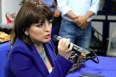 Janette Ovando Reazola es la nueva dirigente estatal de Acción Nacional.
