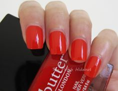 butter LONDON Ladybird - Lolly Brights Summer 2014