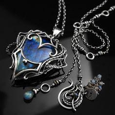 necklaces (8) - Bartosz Ciba biżuteria autorska