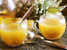 Sanddorn-Ananas-Punsch ist ein Rezept mit frischen Zutaten aus der Kategorie Punsch. Probieren Sie dieses und weitere Rezepte von EAT SMARTER!