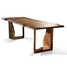 Dining Table Price, Dining Room Bar, Solid Wood Dining Table, Wooden Tables, A Table, Dining Tables, Walnut Table, Kitchen Dining, Urban Loft