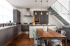 London Kitchen by Chantel Elshout Design Consultancy