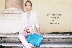 Come and see Nali' New Spring 2014 collection.. www.nalishop.it
