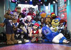 all the NFL Mascots