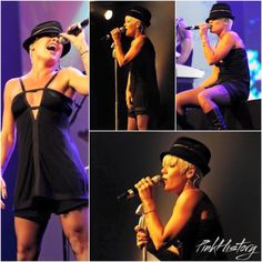 On This Day in #PinkHistory 5th July 2008 P!nk performed in Hannover, Germany