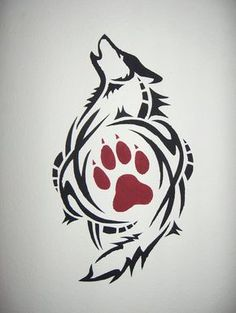 Stencil Painting | stencil-painting by wolf-lion on deviantART