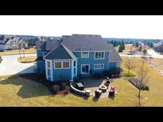 Drone Video for 1260 Four Winds Way Hartland, WI