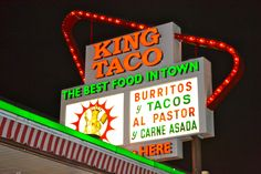 East Los Angeles, California...... Many late night tacos eaten here! Super yummy!