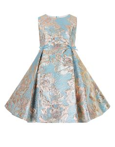 Alouette Jacquard Dress   Multi   Monsoon
