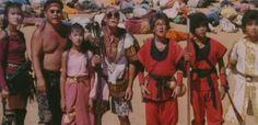 Você sabia que Dragon Ball já teve um live-action chinês?