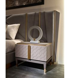 Modern Luxury Bedroom, Modern Bedroom Furniture, Luxurious Bedrooms, Luxury Furniture, Bedroom Bed Design, Modern Bedroom Design, Bedroom Decor, Master Bedroom, Door Design Interior