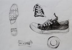 LCFE art & design: {AD1: Drawing} Observational Drawing