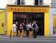 The best Vietnamese, next to 74 rue de Charonne 75011 M° Charonne, Ledru-Rollin