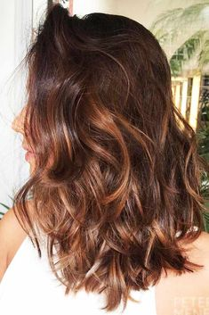 Hair Color 2018 Chestnut Brown Shade With Honey Hues ❤️ Want to find some chestnut hair color ideas? Warm brown hair with highlights, chestnut locks with golden balayage, light ombre for dark hair and more inspiring ideas are here! Brown Hair Cuts, Chestnut Brown Hair, Brown Hair Looks, Brown Hair Shades, Brown Hair With Blonde Highlights, Light Brown Hair, Dark Ombre Hair, Light Ombre, Hair Color 2017