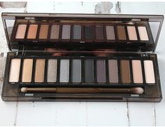 The NEW Urban Decay Naked Smoky Palette, launching next month!!! So excited about this great palette!