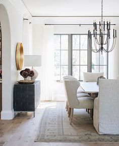 Home Interior Design .Home Interior Design Room Design, Interior, Family Room, White Dining Room, Home Remodeling, Classic Dining Room, Home Decor, House Interior, Dining Room Decor