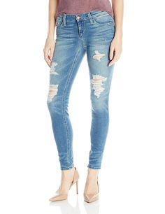 Joe's Jeans Women's Hello Vixen Skinny Ankle In Perla >>> This is an Amazon Affiliate link. Read more at the image link.