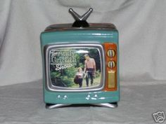 The Andy Griffith Show TV Cookie Jar by Vandor