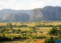 The Cuban countryside is one of the major attractions of the island country. It is not only the scenery and natural landscapes that are such attractions, but also the local architecture and cultural landscapes that can be discovered throughout the island