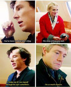 Ugh even Chuck ships Johnlock Sherlock Books, Detective Sherlock Holmes, Sherlock Holmes Bbc, Sherlock Fandom, Jim Moriarty, Sherlock John, Benedict Cumberbatch, Sherlock Cumberbatch, Benedict Sherlock