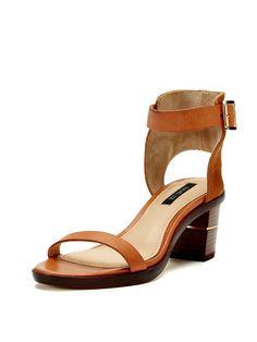 Colbie Low Heel Sandal