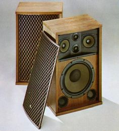 SANSUI SP-2005 1972 Vintage Audio Speakers