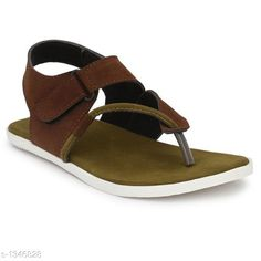 Sandals Men's Casual Sandal Material: Sole Material - PU, Outer Material -  Suede IND Size: IND - 6, IND - 7, IND - 8, IND - 9, IND - 10  Description: It Has 1 Pair Of Men's Casual Sandals Sizes Available: IND-6, IND-7, IND-8, IND-9, IND-10   Catalog Rating: ★4 (681)  Catalog Name: Casual Trendy Men's Casual Sandals Vol 3 CatalogID_173214 C67-SC1238 Code: 354-1346828-999