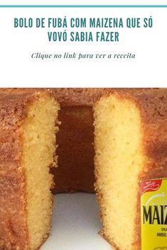 Gf Recipes, Cake Recipes, Dessert Recipes, Cooking Recipes, Desserts, Diy Food Gifts, Gluten Free Cakes, Light Recipes, Mini Cakes