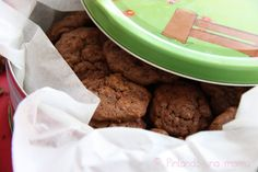 Galletas de Chocolate con Almendra