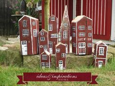 Ideas and Inspirations: Schwedenhäuser 2 * Sweden homes