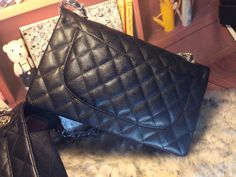 Sale! One piece only! Chanel double flap new calfskin    daily update on wechat : alwaysclassy or email : 2653764383@qq.com