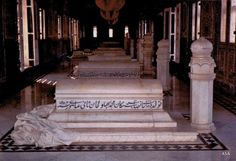 the ruling nawab buried inside the special mausoleum