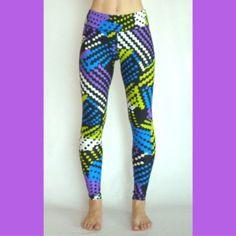 Malla CONTI puzzle #ropadeportiva #legging #activelife