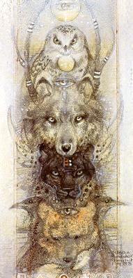 Imagem em acao - Xamanismo - Leo - Imagick