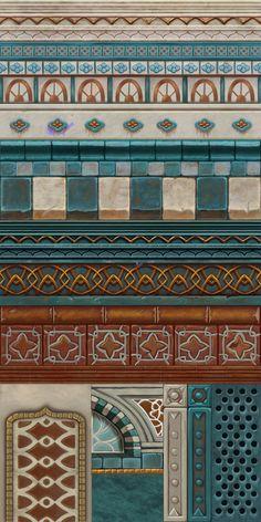 Kingdoms of Amalur: Reckoning_by Neal Jany_from OwnSite (http://www.nealjany.com/)_點開有其他同系列貼圖。