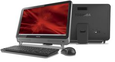 Toshiba REGZA LX830 All-in-One PC