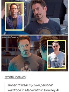 Awesome, just plain awesome... Didn't think anything could top him hiding food onset in the Avengers film,