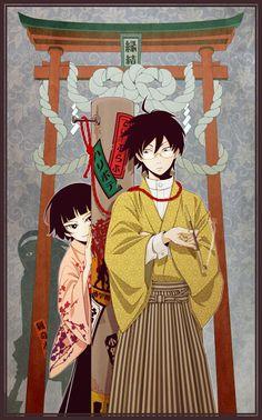 Tags: Anime, Fanart, Sayonara Zetsubou Sensei, Pixiv, Itoshiki Nozomu