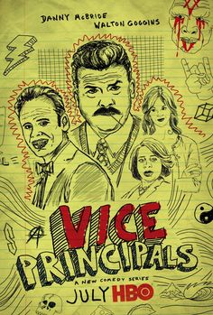 HBO Vice Principals