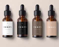 Skincare Packaging, Cosmetic Packaging, Label Design, Packaging Design, Custom Bottle Labels, Labels For Bottles, Beauty Products Labels, Packaging Inspiration, Home Spray