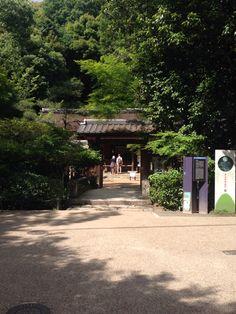 Ujigami shrine in Kyoto