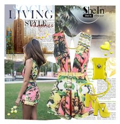 """""""Shein XI/7"""" by lip-balm ❤ liked on Polyvore"""