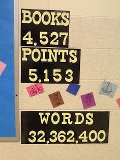 *Bunting, Books, and Bainbridge*: Accelerated Reader class book recording